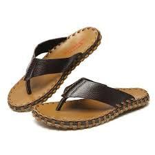 T9066 Beach Slippers Shoes-Sandal-<b>LAISUMK</b>-Brown-4 ...