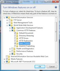 How To Install Internet Information Services Iis 7 On