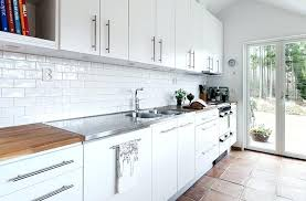 white kitchen tiles kitchen white kitchen tile white kitchen white kitchen cabinets with brick white black