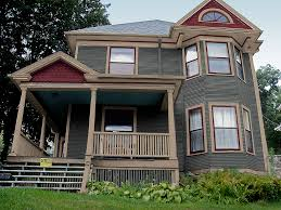 modern high end house paint colours exterior binations that can be decor with wooden fence can
