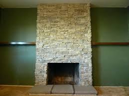 reface brick fireplace with stone veneer go masonry contractors fireplaces reface brick fireplace with stone veneer