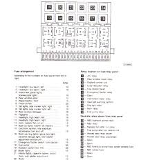 vw cabrio fuse box diagram vw wiring diagrams online
