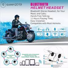 Bộ Nón Bảo Hiểm Tích Hợp Tai Nghe Bluetooth Tiện Lợi chính hãng 262,000đ