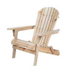 living accents foldable natural chair mpg ace10fr adirondack rocking chairs ace hardware