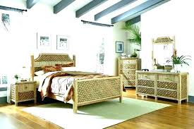 Rattan Bedroom Furniture Sets White Wicker Bedroom Furniture Sets ...