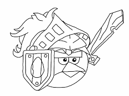 Small Picture Angry birds epic coloring page My Free Coloring Pages