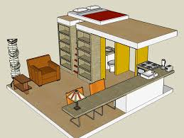 Google Sketchup D Tiny House DesignsUncle Jon    s Cabin Interior