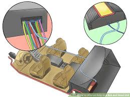 how to wire an amp to a sub and head unit 12 steps image titled wire an amp to a sub and head unit step 9