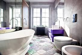 Small Picture 23 Amazing Purple Bathroom Ideas Photos Inspirations