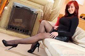 Znalezione Obrazy Dla Zapytania Lisa Lindley In Stockings