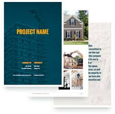 Construction Proposal Template Free Sample Proposify