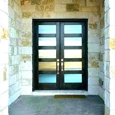 contemporary double front entry doors modern glass entry doors glass front doors wood entry doors with