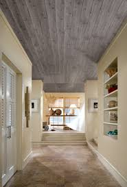 Armstrong Decorative Ceiling Tiles Woodhaven Weathered Ceiling by Armstrong I'd rather have a lighter 99