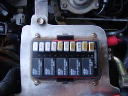 offroad 80 s • view topic rewiring all fuses relays inside the fuse box