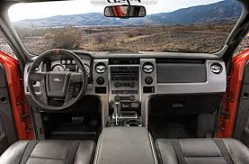 ford raptor black interior. hereu0027s a view of the raptoru0027s ford raptor black interior r