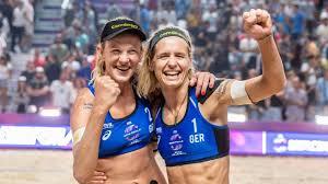 Facebook gives people the power to. Beachvolleyball Welttour In Rom Laura Ludwig Und Margareta Kozuch Stehen Im Finale Rbb24