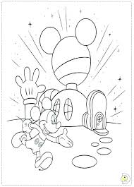 Interesting Mickey Mouse Printables Coloring Pages Mickey Mouse