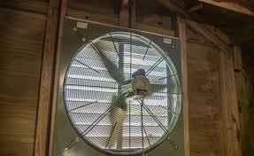mercial wall exhaust fan