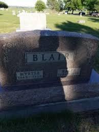 Myrtle Zeller Blair (1889-1962) - Find A Grave Memorial