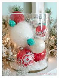 cheap christmas decor: ornament dishes   last minute diy christmas decorations that are easy cheap  f