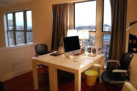 long desks for home office. Home Office Desk For Two Desks Extraordinary Design Ideas Long