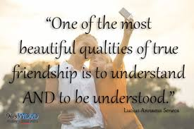 One Of The Most Beautiful Qualities Of True FriendshipQuotesToGo Gorgeous Most Beautiful Friendship Images
