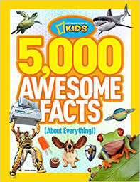 5 000 awesome facts about everything national geographic kids national geographic kids 8601421131148 amazon books