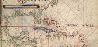 Naval Navigation Charts Sailing The Mysteries Of Old Maps Erc European Research