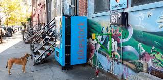 Bikestock Vending Machine Beauteous Bikestock Kiosks Are Self Service Repair Hubs For Riders On The Move