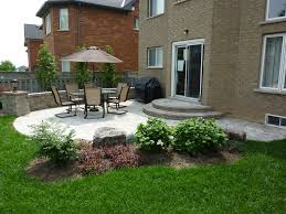 Landscape Design For Small Backyards Simple Backyard Landscaping Design 48 Bestpatogh
