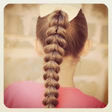 pull through braid cute braids