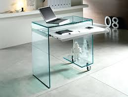 home office glass desk. 63 Most Top-notch Large Glass Desk Corner Home Office Top Table Clear Inspirations D