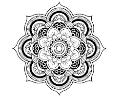 Small Picture Online Mandala Coloring Pages Miakenasnet