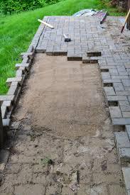 patio paver ar during 2