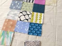 How to make your own Grid Foundation for Quilts - & postage stamp quilt layout Adamdwight.com