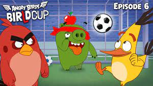 Angry Birds - BirLd Cup | The Target Practice - Ep.6 - YouTube