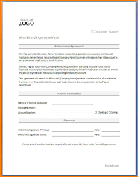 8+ Direct Deposit Form Template | Dragon Fire Defense