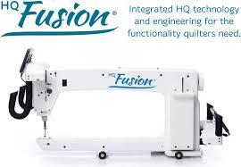 Handi Quilter - HQ Fusion & HQ Fusion 2014 Adamdwight.com