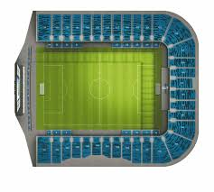 Fire Earthquakes Avaya Stadium Seating Map Hd Png