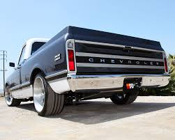 Pickup chevy c10 pickup truck : The Fine Dime 1969 Chevy C10 Truck from Creations N' Chrome Scores ...