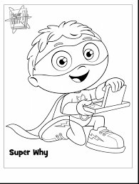 Small Picture awesome super why coloring pages dokardokarznet