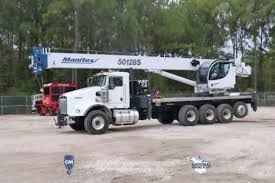 Manitex 50128s Crane And Machinery Chicago Il