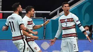 ผลบอลยูโร : โรนัลโด ซัด 2 ตุง โปรตุเกส รัวท้ายเกม ถล่ม ฮังการี