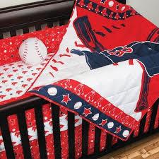 boston red sox baby baby crib bedding