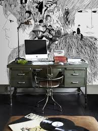 Office:Cubicle Office Design For Women With Partition Art Decoration  Executiive Chairs High Back Design