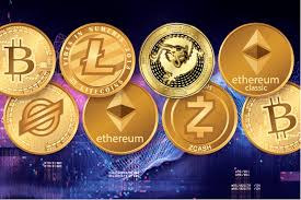 8 of the Most Well-Known Types of Cryptocurrencies