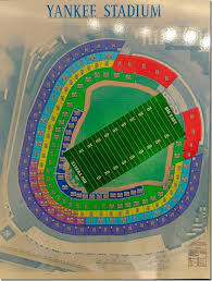 Yankee Stadium Seating Chart Pinstripe Bowl Open Thread Ncaa Football Comes To The Bronx River Avenue