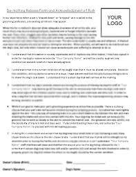 Pet Release Form - Koto.npand.co