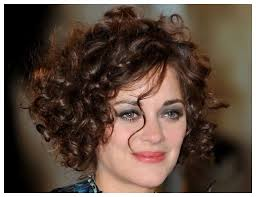 prev next short curly hairstyles women for