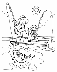 fathers day coloring pages father